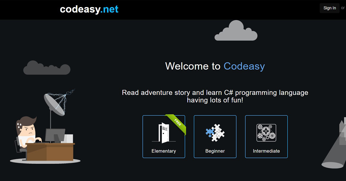 Codeasy to Learn Coding